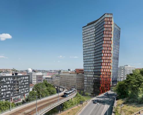 stockholm New STHLM 01 färdigställd av Skanska
