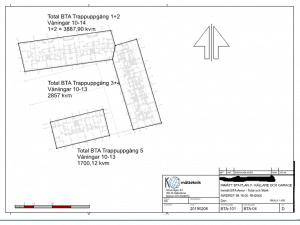 areamätning av flerbostadshus