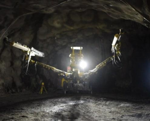 TBM Tunnelborrmaskin södra länken